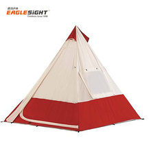 Aluminum poles Camping Outdoor Tipi Tent For Sale