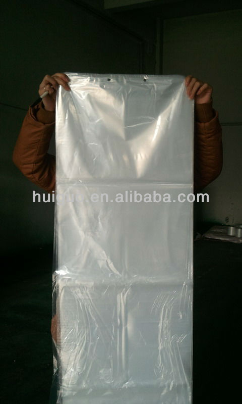 good performance clear pe bags