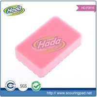 Natural high density sponges & scouring pads