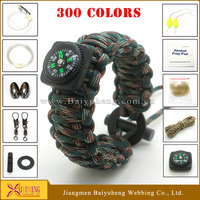 custom making rope bracelets survival paracord store online