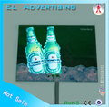 LED advertising lights el cold light advertisement el advertisement panel