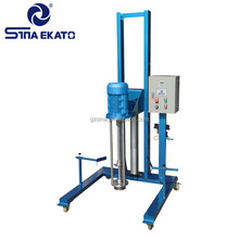 high shear cosmetics homogenizer/mixer/emulsifying/disperser