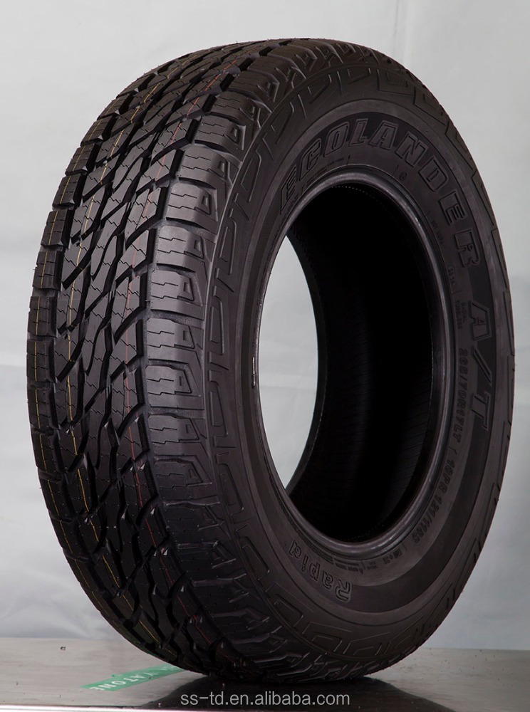 Chinese Tires Brand Rapid 4x4 AT All Terrain Tires 275 65 18 LT 275/65R18