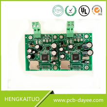 Shenzhen green printed circuit board solder mask pcb assembly