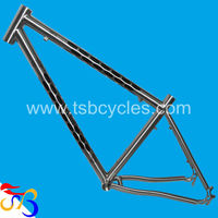 Carbon fiber mountain bike frame TSB-HEM1301