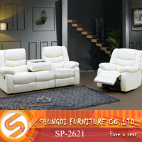 Shungdi Cow Leather Living Room Furniture