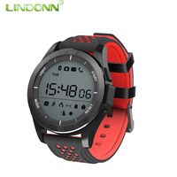 Cheap IP68 Waterproof Smart Watch F3 Bluetooth 4.0 Pedometer Sport Fitness Tracker Bluetooth Push For iOS/Android