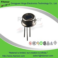 Low Cost D203S Pyroelectric Infrared Radial PIR Sensor Specially For Light-dependent Control Light