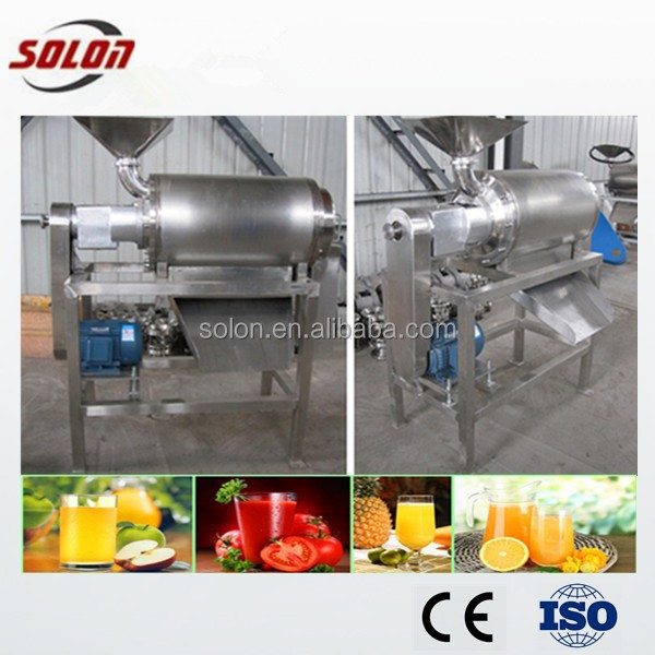 Tomato puree processing machine/mango paste making machine/dates syrup making machine