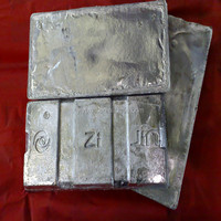 High quality and lowest price Zinc ingot 99.999% many buyers