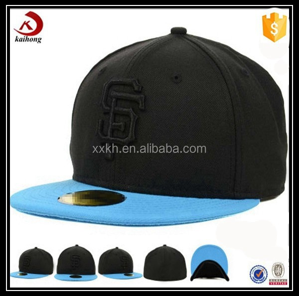 custom high quality los angeles raiders hat vintage snapback cap
