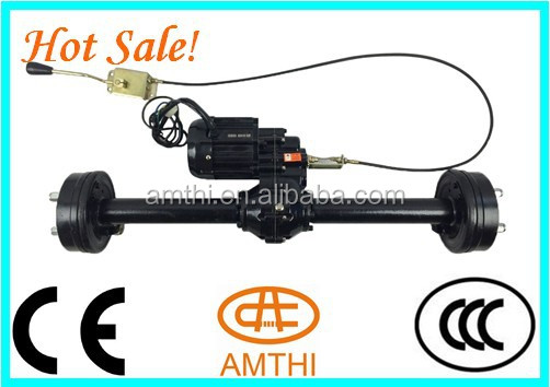 electric vehicle differential axle, Two speed electric rickshaw ...