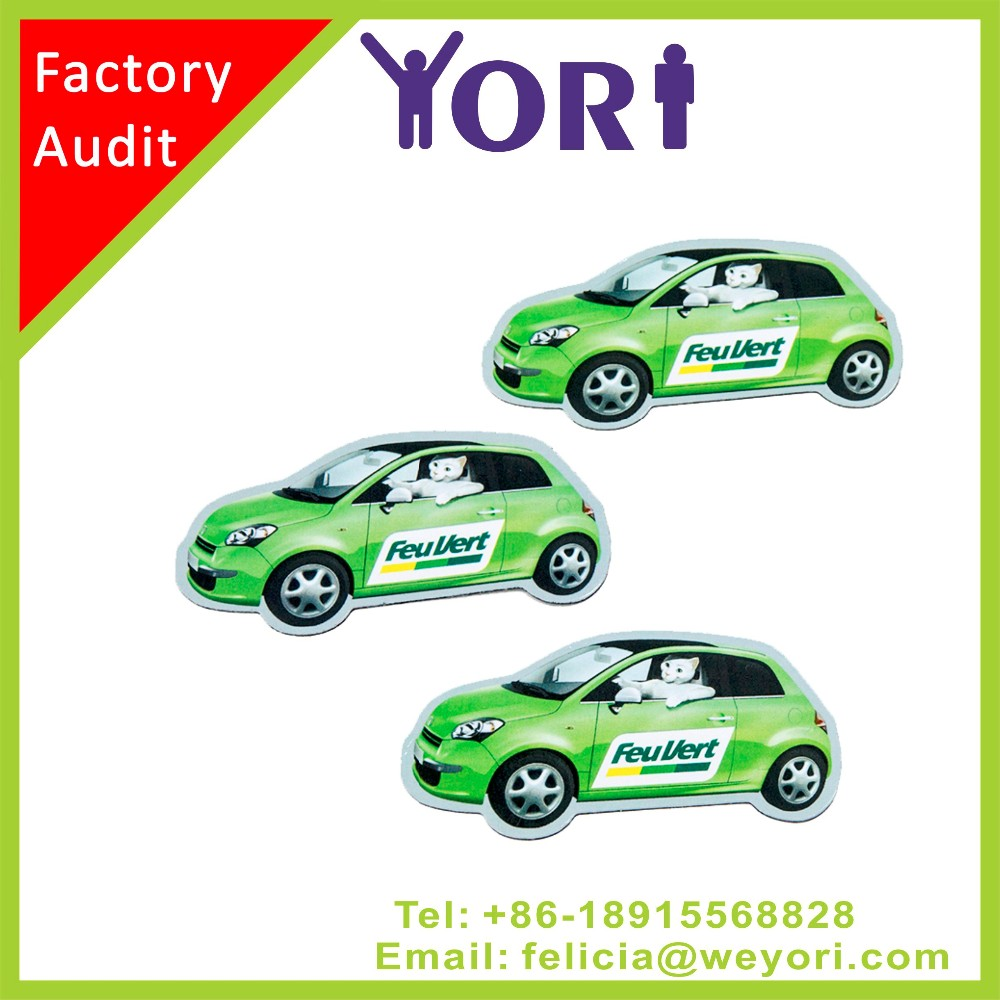 Yori promotional gifts 3D rubber fridge magnet