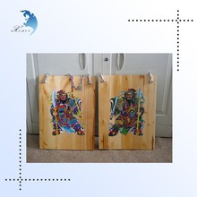 new style durable digital printing mdf wood branded present