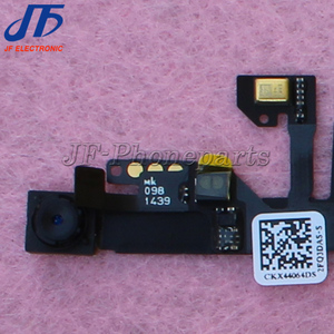 jfphoneparts Replacement Front Camera Flex Cable Rear Facing with Light proximity Sensor For iphone 6 plus