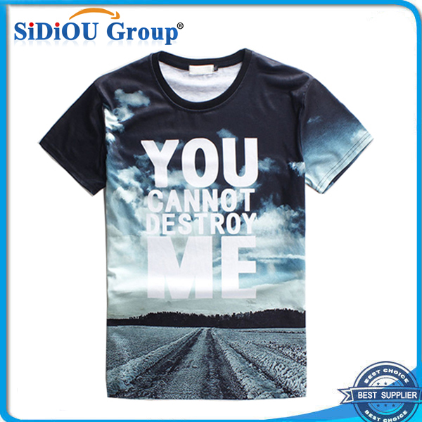 Digital 3d Printing Custom T Shirt Printing Buy T Shirt: custom t shirt digital printing