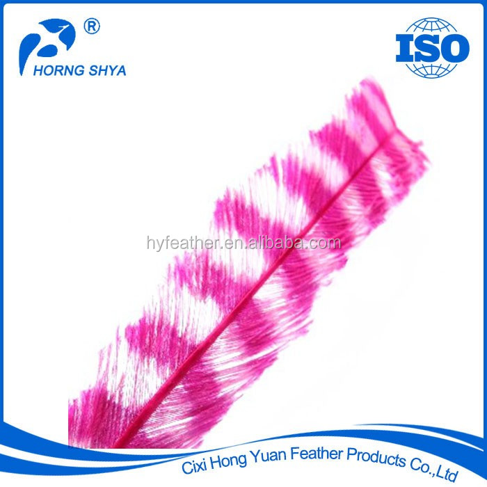 Alibaba Trading Wholesale Decoration Feather Material Top Quality Fascinator Feather Handmade