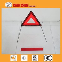 CCC CE TS16949 Standard Reflecting Warning