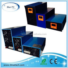 MPPT charge controller solar power pure sine wave inverter 48v 220v 5kw