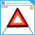 ABS+PMMA material slow-moving vehicles warning triangle wholesale