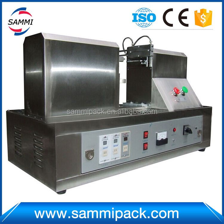 China normal auto cream tube sealing machine