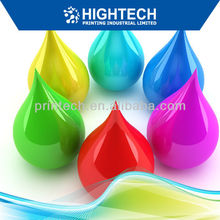 Environmental friendly soybean oil based offset printing ink