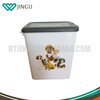 High quality durable pet food container/storage box/canister/bin