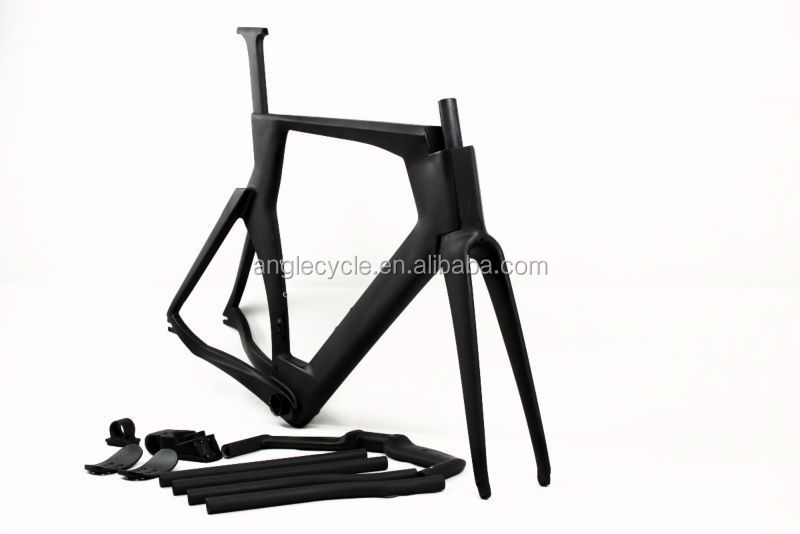 Anglecycle TT frameset Body Geometry Best Fitness