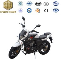 newest model high speed 150cc automatic motorcycle