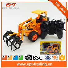 RC Truck Cars Toys For Children Line Control 5CH Truck Christmas Gift Simulation RC Engineering Vehicle