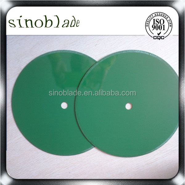 Factory Price Diamond Thin Cutting Grinding Saw Blades for Glass Tile Jade