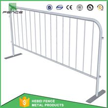Heavy duty galvanized oval tube livestock cattle fence panels