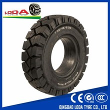 5.00-8 small solid rubber wheels