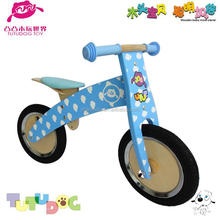 2015 newest wooden eva wheel bike for children