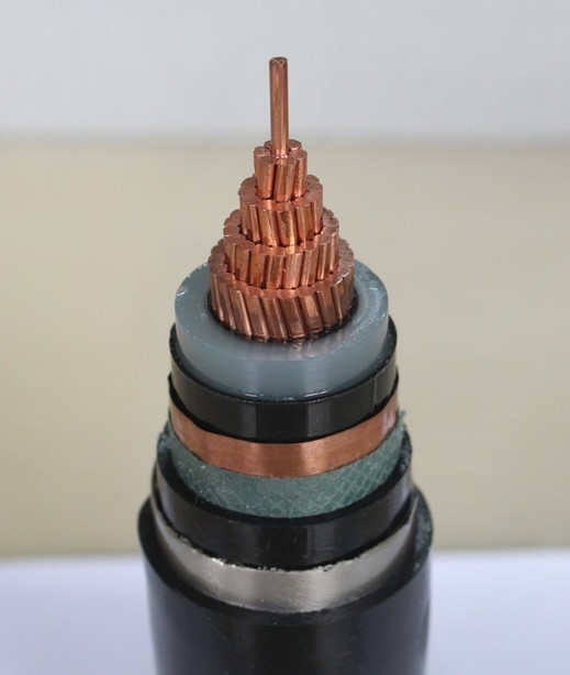 8.7|15kv Aluminum Copper XLPE insulated Medium Voltage Power Cable 35mm 50mm 75mm 185mm