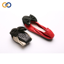 2018 soft leather ladies alibaba women flat fashion shoes with high quality