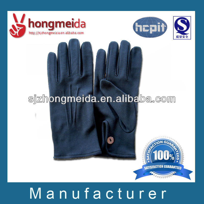 marching band uniform white cotton gloves costume black cotton gloves