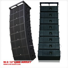 China musical instrument stage line array speakers+concert/stage loudspeaker