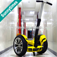 Sunnytimes Standing Up Two Wheel Self Balancing Smart Chariot Electric Scooter With Handle