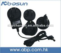 12V0.5A mobile travel charger/swithching power adapter