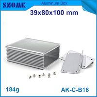 Extrusion Aluminum Material DIY Metal Housing for Motor Power from Chinese Manufacture