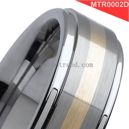 Fashion grand Dubai real gold insert men Gold jewelry