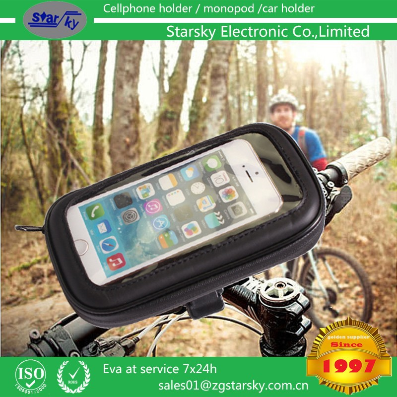 Patuoxun Sport Mount Bike Cycle Stand Holder Waterproof Case Bag for Germany market