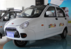 Three wheel tricycle for passenger/ Cheap 3-wheel taxi car made in china