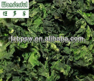 Top seasoned seaweed for abalone feed/fish feed