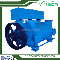 Vacuum drawing & filtering water ring vacuum pump, 2be type