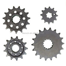 Custom steel small front sprocket motorcycle sprocket