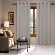 2017 most beautiful cheap modern solid hoetal sheer curtain from manufacturer