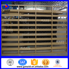 "Welding Galvanised Steel ""Z"" Shape Window Shutter"
