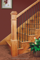 ornamental customized antique iron stair railings